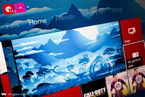 how to change your xbox one background how to change the background of your xbox one dashboard