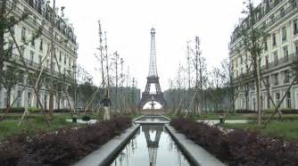 abandoned cities in china paris in china tianducheng is an eerie abandoned city of lights clone huffpost