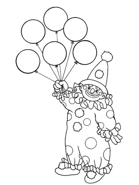 coloring pictures of birthday balloons balloon coloring pages birthday balloon air balloon
