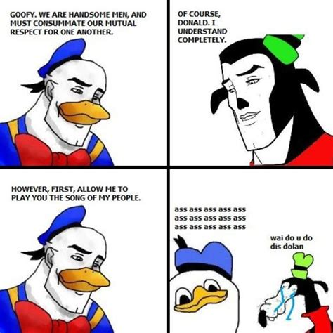 Dolan And Gooby Meme - gooby and dolan dolan know your meme
