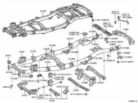 toyota land cruiser parts catalog wiring diagrams wiring
