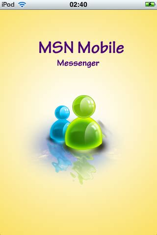 mobile msn messenger msn mobile messenger 1 0 iphoneate ineate
