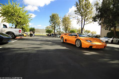 Lamborghini Oc Orange County Ca Run Diablo