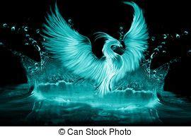 phoenix illustrations  clip art  phoenix royalty