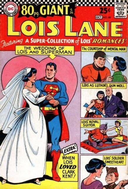 Wedding Comic Book Covers by Superman S Friend Lois Volume Comic Vine