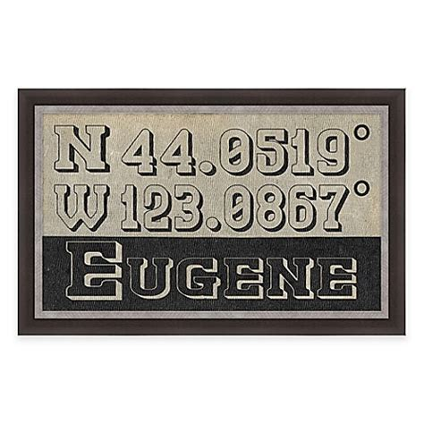 bed bath and beyond eugene oregon eugene coordinates framed gicl 233 e wall art bed bath beyond