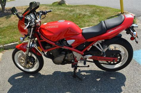 Suzuki 400 Bandit For Sale Buy 1992 Suzuki Bandit 400 Gsf400 Gsf400n Low On 2040