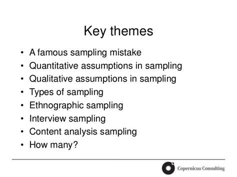 key themes in qualitative research how to write a research paper based on an interview