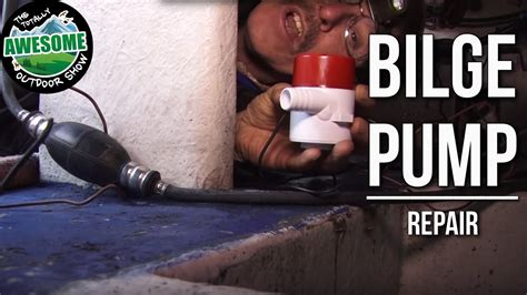 free boat show in ta how to fix a bilge pump for boats ta outdoors youtube