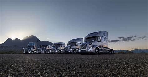 volvo class 8 trucks test driving volvo s vnl class 8 truck lineup afetrucks