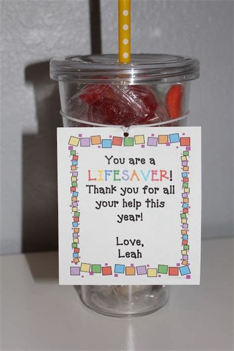 25 best ideas about thank you gifts on pinterest thank