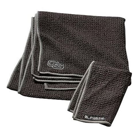 Microfiber Glove Towel Pink club glove personalized microfiber caddy towel black
