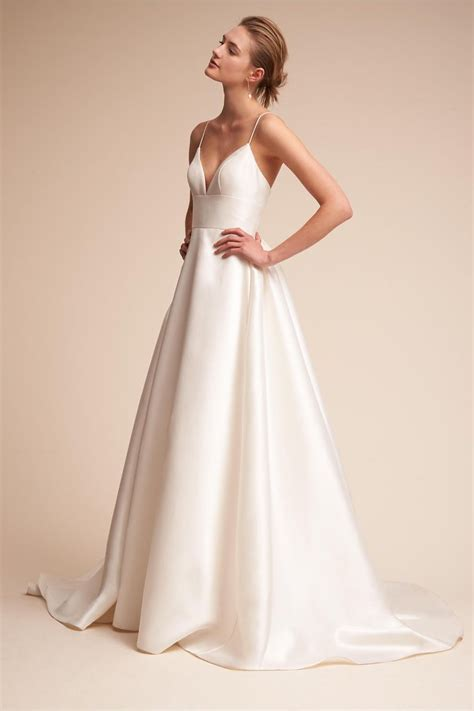 Modern Wedding Dresses by Wedding Dresses With Pockets Popsugar Fashion