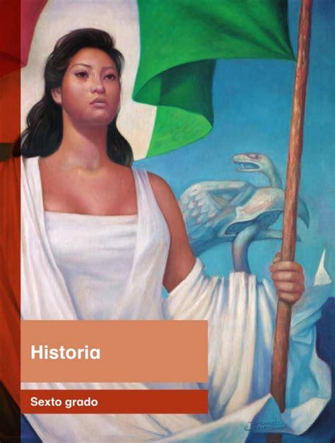 Libro De La Sep De Historia De 6 Grado 2015 | historia 6to 2014 2015