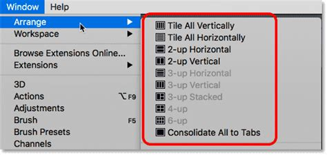 multi photo layout photoshop how to view multiple images at once in photoshop