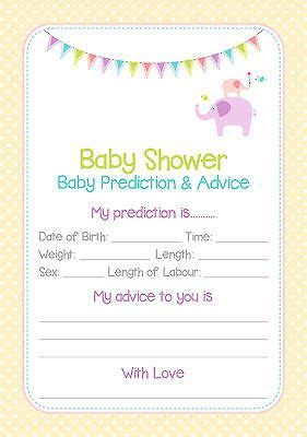 Team Prediction Card Template by 25 Best Ideas About Baby Prediction On Baby