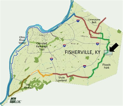 louisville loop map fisherville ky concept urbancomposition
