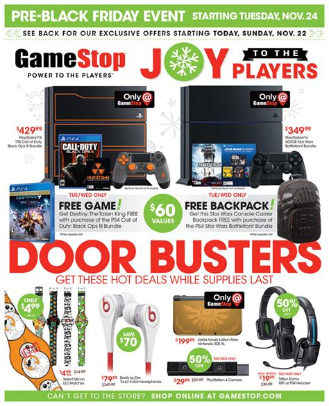 cheap ps3 console gamestop take a look at gamestop s pre black friday deals techjeep