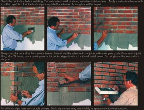 How To Clean Brick Wall Interior by Drywall How Should I Apply Brick To An Interior Wall