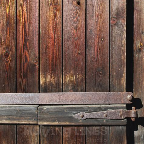 Barn Door Ancient Wood Backdrop Digital Printable Barn Door Backdrop