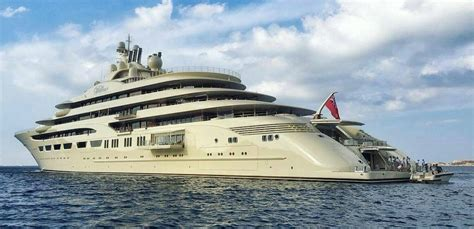 yacht dilbar m y dilbar 156m yacht the largest by weight built by