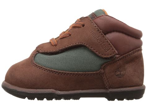Timberland Crib Bootie by Timberland Field Boot Crib Bootie Infant Toddler At