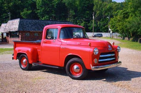 1956 Dodge Truck Vintage 1956 Dodge C 3 For Sale Photos Technical