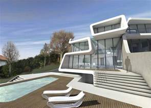 futuristic house zaha hadid houses world famous new home designs latest modern house exterior front