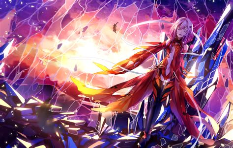wallpaper anime guilty crown download anime guilty crown wallpaper 1800x1152