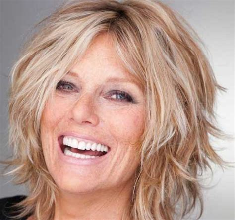 choppy layered hairstyles for over 50 hairstyles for over 50 ages 187 haircuts photos hairstyles