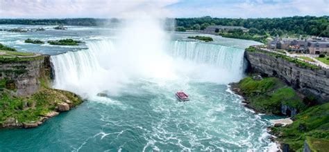 niagara falls boat tour canada schedule niagara falls bus trip english language institute