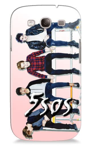 5 Sos V0007 Samsung Galaxy J5 pink 5sos samsung galaxy s3 designed by new