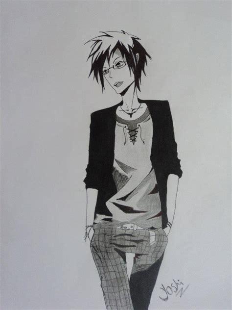 imagenes goticas a lapiz mis dibujos a l 225 piz estilo manga anime arte taringa