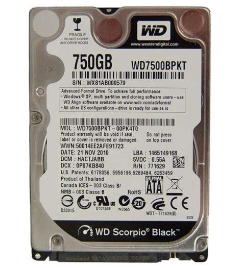 Wd Element Harddisk 750gb 2 5 Inch western digital 750gb black chiplmininub