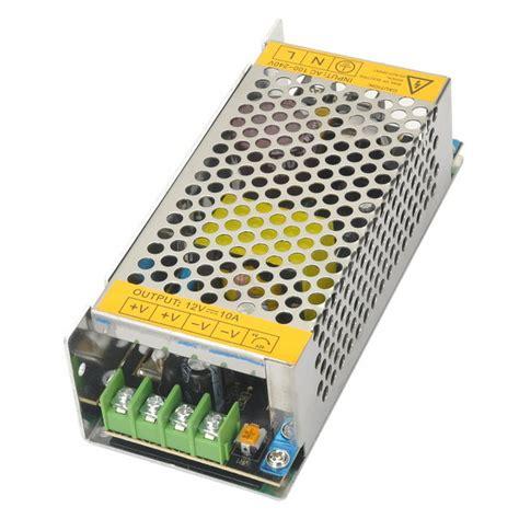 alimentatore switching 12v 10a alimentatore trasformatore stabilizzato switch trimmer