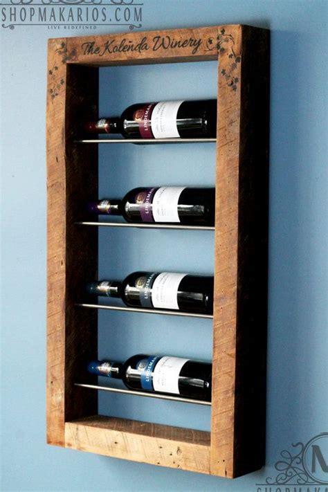 Wine Rack Designs by Best 25 Rustic Wine Racks Ideas On Wine Rack