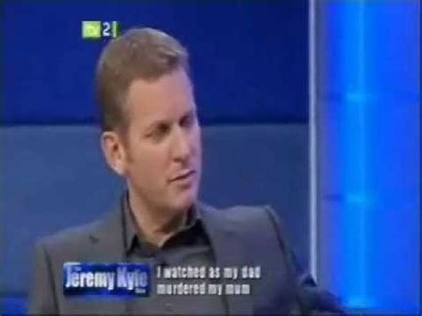 theme music jeremy kyle show the jeremy kyle show interview part one i watched as my