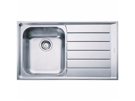 lavello da incasso una vasca lavello a una vasca da incasso in acciaio inox con