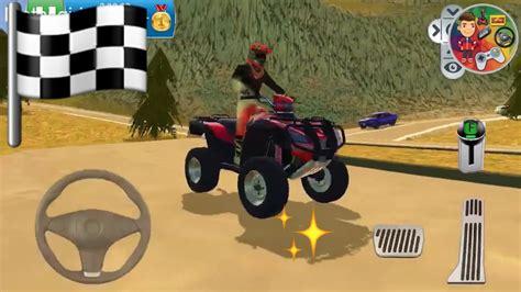 atv motor park etme oyunu mobil oyunlar direksiyonlu