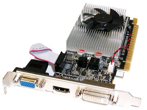 Vga Card Pcie Ddr3 Geforce Gt620 1gb Ddr3 Vga Dvi Hdmi Pcie Graphics Card