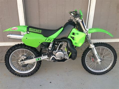 Kawasaki Kx 500 For Sale by Pages 24139050 New Or Used 2004 Kawasaki Kx 500 500 And