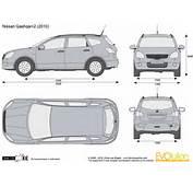 The Blueprintscom  Blueprints &gt Cars Nissan Qashqai 2