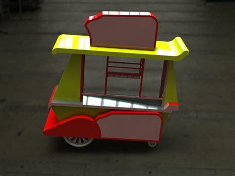 design gerobak usaha pin desain booth rombong ajilbabcom portal cake on pinterest