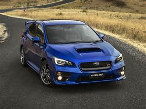 Subaru Sti Review Review 2016 Subaru Wrx Sti Review Road Test