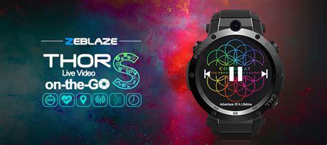 Zeblaze Thor S zeblaze thor s smartwatch coming soon for 99 99