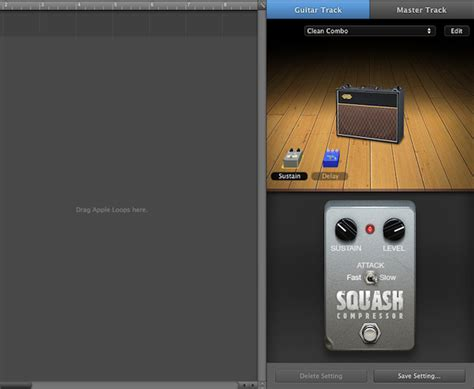 Garageband Echo Garageband Part 3 Basics Of Recording Electric Guitar