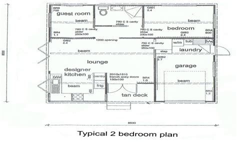 picture of a floor plan two bedroom house floor plans 16x40 floor plans two