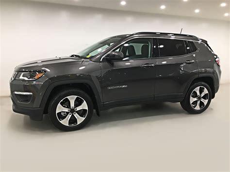jeep compass panoramic sunroof 2018 jeep compass 4x4 sunroof navigation