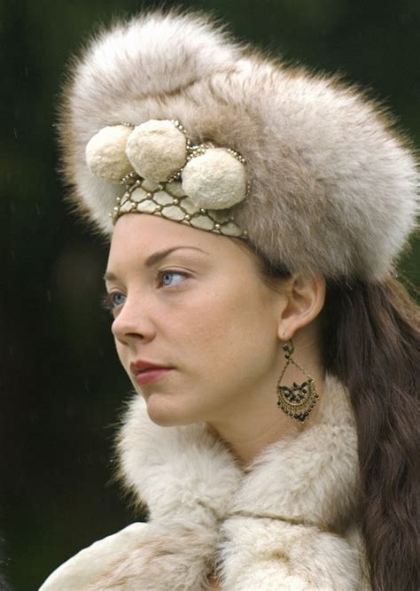natalie dormer in the tudors best 25 mens fur hats ideas on