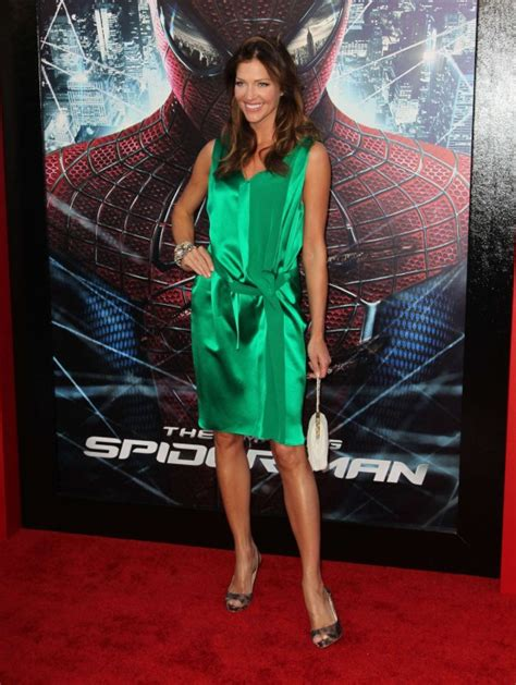 2017 06 26 sarah westwood blue dress womens dresses tricia helfer in a green dress at the amazing spider man
